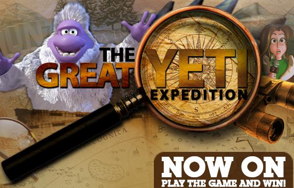 Yeti Promotion