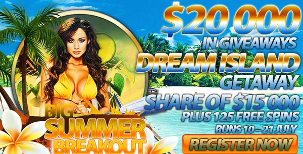 Summber Break Promo