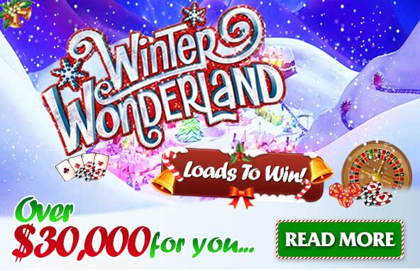 Winter Wonderland - Loads To Win